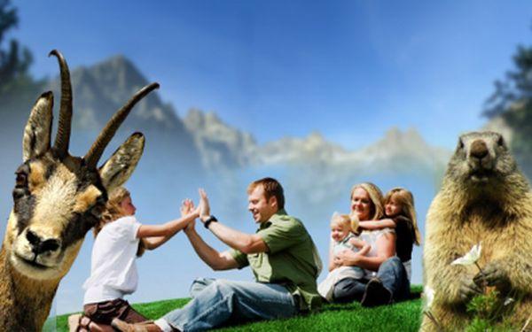 Přijeďte si užít Tatry na podzim! Vychutnejte si 5 dní plných turistiky a relaxu v přilehlých termálních lázních a bydlete v apartmánu přímo v Tatranskej Lomnici. Čtyřmístné apartmány na 4 noci jen za 2999 Kč!