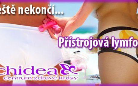 Lymfodrenáž v samotném srdci Prahy za bezkonkurenčních 139 Kč. Zatočte s celulitidou a nadbytečnými kilogramy! Léto ještě nekončí, tak hurá do plavek;-) !!POZOR!! Akce množstevně omezena, k prodeji pouze 200ks voucherů!!