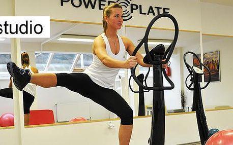 3 lekce cvičení na Power plate s 50% slevou. Power plate studio se nachází v centru Zlína. Dejte si pořádně do těla při 3 lekcích cvičení na výjimečném zařízení pro vibrační trénink.