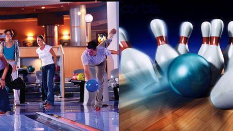 Bowling, to je pohyb, zábava, relaxace! Přijďte a uvidíte...Nyní s úžasnou slevou 75 % ! A to přece stojí za vyzkoušení!