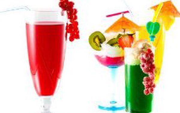 Miešané alkoholické a nealkoholické drinky len za 9,20 €.