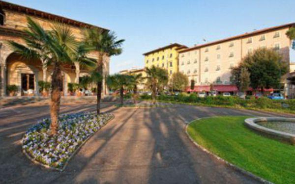 Exkluzivní nabídka pro milovníky krás slunné Itálie.Nabízíme výběr ze 4 luxusních hotelů, kdy jeden je lepší než druhý a Vy ušetříte až 56 %.Všechny varianty jsou pro DVA. Nechte se zlákat báječnou dovolenou v Toskánsku.