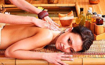Skvělých 249 Kč za výběr z masážního balíčku! 1) Bambusová masáž zad, šíje a nohou 2) Klasická relaxační masáž 3) Masáž lávovými kameny. Relaxujte s 59% slevou.