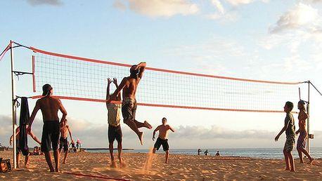 Nejlevnější beach volejbal v brně, od 50 kč/hod
