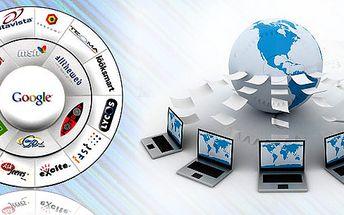 Ruční registrace Vašich stránek do nejlepších internetových katalogů! Zlepšete svou pozici na Internetu a dejte o sobě pořádně vědět! Jedinečná možnost, jak získat novou klientelu!