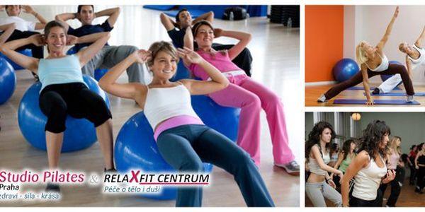 269 Kč za 4 lekce (60 min) Pilates, Zumby nebo Flowin! Vymodelujte postavu, protáhněte tělo a zlepšete koncentraci s vymakanou slevou 80 %.