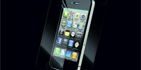 Starejte se o svůj iPhone 4. Kupte mu kvalitní přední a zadní ochranné fólie s 57% slevou na Slevoviny.cz