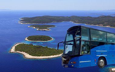 Obousměrná autobusová jízdenka do Chorvatska a zpět! Odjezd 29. 7, návrat 7. 8. 2011!