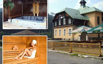Pobyt pro DVA na dvě noci v samém srdci Beskyd jen za 1950 Kč. Ubytování s polopenzí, půjčením horského kola, whirpool, saunou a hodinkou tenisu se slevou 46 %. Přijeďte si odpočinout do hor!