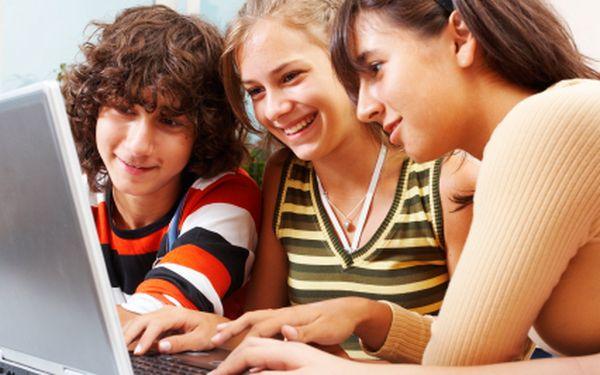 Letní teenegerovský týdenní kurz angličtiny !!