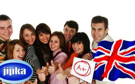 Zjistěte, jaká je Vaše jazyková úroveň a neutrácejte zbytečně za špatně zvolený jazykový kurz! Navíc získejte dalších 10% slevy na jazykový kurz v Jipce z aktuální nabídky letních či podzimních skupinových kurzů.