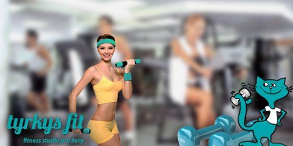 Permanentka do dámského fitness Tyrkys Fit za 399 Kč! Využijte naší nabídky a začněte chodit cvičit se slevou 51%! Celkem 30 stanovišť a jednotlivé vstupy nejsou omezeny.