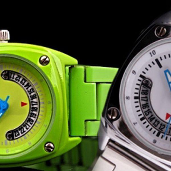 Exkluzivní cena 249 Kč za dámské hodinky SIMPAR v hodnotě 990 Kč! Výběr z 5 barev! Vyberte si své stylové a kvalitní hodinky a choďte včas.