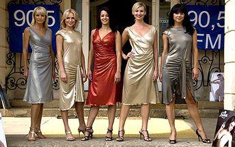 Luxusní letní šaty se slevou 60% včetně poštovného! Buďte v létě neodolatelná v nádherných letních šatech kamkoliv půjdete!!