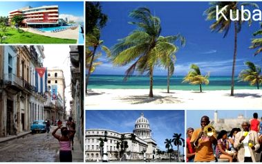 Prožijte svou exotickou dovolenou na Kubě! Zakupte si voucher za pouhých 200 Kč a získejte tak slevu 3500 Kč na vybrané zájezdy! K dispozici máte mnoho termínů a možností pobytů! Poznejte Perlu Karibiku dle Vašich představ a prožijte dovolenou snů!