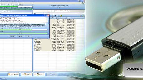 iFLASHDISK 64GB - prostor pro Vaše soubory, zálohy a jiné datové balíčky, které potřebujete mít bezpečně zálohované! Virtuální flash disk je ta pravá varianta pro všechny!!