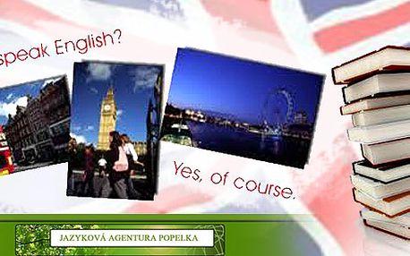 Intenzivní přípravný kurz k opravné maturitní zkoušce z anglického jazyka