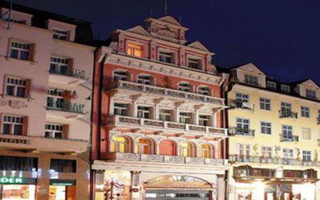 Romantický pobyt pro dva v Karlových Varech