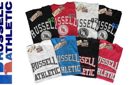 Triko russell athletic za 219 kč!