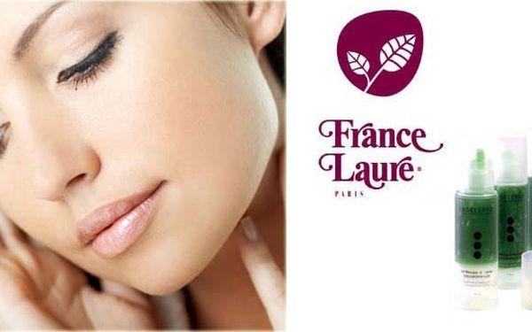 599 Kč za LEGENDÁRNÍ LASEROVOU MASKU Asklepio se zelenou silou chlorofylu. Vyzkoušejte REVOLUCI v oblasti péče o pleť, která ji skvěle hydratuje a zároveň regeneruje a obohacuje. Navraťte své pleti krásu se Salonem krásy France Laure!