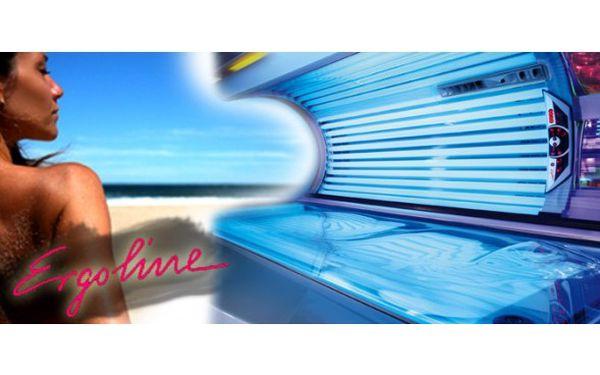 Dnešní sleva: získejte bronzové sexy letní opálení během příjemného relaxačního pobytu v jednom z nejšpičkovějších solárií v mladé boleslavi, v soláriu ergoline evolution ! 50 minut za neskutečných 299,- což je 6,- za minutu oproti 12 ti ! To rozhodně stojí za to!