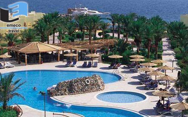 Hotel Marriott 5* v Hurghadě – 3 noci pro 2 osoby v jednom z nejkrásnějších egyptských letovisek. Krásy Rudého moře i tajemství egyptských pyramid na dosah za 5849 Kč.