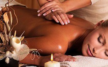 Celková masáž trvající 2hodiny se slevou 50% !!!!!!
