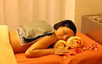 140 Kč za regenerační masáž šíje a rašelinovou terapii v hodnotě 285 Kč
