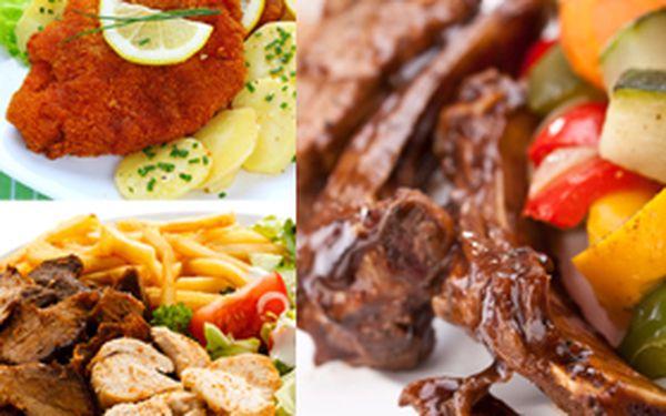 Jen 49 Kč za kupon do Restaurace M+M. Vynikající jídlo dle Vašeho výběru za POLOVINU ceny. Poctivá staročeská kuchyně se slevou 67%!