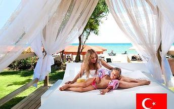 LASTMINUTE na 8 dní do Turecka so službami ULTRA ALL INCLUSIVE do 5* hotela MARITIM PINE BEACH RESORT od CK OREX TRAVEL so zľavou až 30%. Odlety z BA 20. 8. 2011 alebo 27. 8. 2011! Všetky poplatky v cene! Limitovaný počet 28 CityKupónov!
