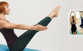5 vstupů na KALANETIKU - cvičení, které vytvaruje a posílí Vaše tělo. Kalanetika se skládá z protahovacích a posilovacích cviků, které přispějí k celkovému vylepšení Vaší postavy. Tyto cviky také odstraňují svalové i psychické napětí!