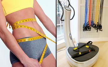 Pryč s nadbytečným tukem a všemi zdravotními problémy! Účinně a bez námahy! Se zbrusu novým vibračním strojem Dream Healther 15 minut cvičení s 63% slevou jen za 55 korun!