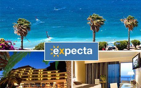 Luxusní dovolená na Rhodosu servírována na zlatém podnosu s kousky řeckého gyrosu! 12 dní v prestižním řeckém hotelu Olympic Palace 4* se slevou 33 %.