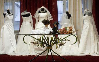 Nejkrásnější den Vašeho života, který bude patřit jenom Vám! Staňte se jeden den ve svém životě PRINCEZNOU s našimi svatebními či společenskými šaty SE SLEVOU 55%!