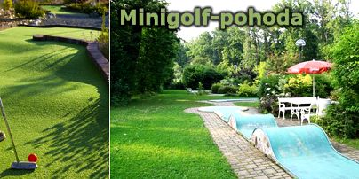Minigolf Pohoda
