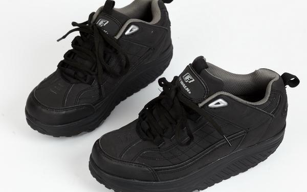 Zeštíhlující boty FIT WALK černá hit letošního léta za fantastickou cenu! Pozor!! Omezený počet kusů!