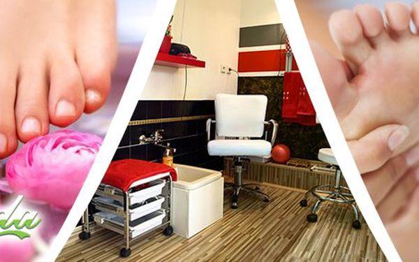 149 Kč za profesionální pedikúru a uvolňující masáž nohou ve studiu LADA v Ostravě. Nožky lehké jako pírko se slevou 50 %.