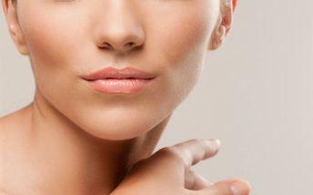 340 Kč za přístrojovou lymfatickou masáž obličeje, dekoltu v hodnotě 570 Kč