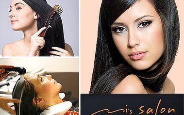 Komplexní péče o vaše vlasy v prestižním ostravském salonu krásy. Svěřte svůj účes do rukou opravdových profesionálů! Mytí, regenerace, stříh a masáž vlasové pokožky se slevou 50 %.
