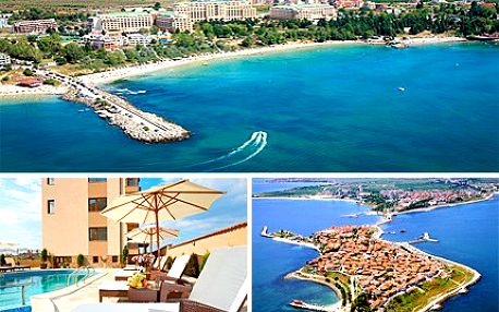 Také Vás nudí letošní zamračené počasí? Spravte si chuť na plážích slunného Bulharska! Pronájem opravdu luxusního apartmánu pro 4 osoby na 1 den se slevou 35 %.