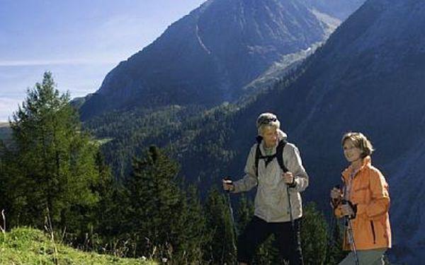 4denní letní pobyt pro DVA v rakouském Tyrolsku. V penzionu v loveckém stylu s českou obsluhou. Včetně polopenze. Poblíž penzionu je nástupní stanice lanovky Gelosbergbahn.