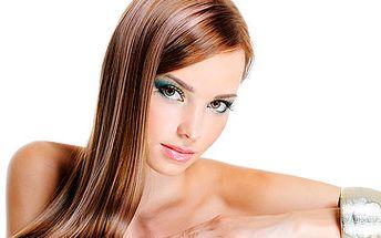 Nechte si zahustit svoje vlasy metodou KERATIN za tepla za super 550 Kč namísto 1100 Kč. Sleva 50 %!
