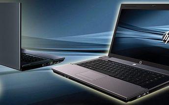Notebook HP Compaq 625 je to správnou volbou jak pro školáky, studenty tak i pro podnikání!!! Výkoný notebook s velkou obrazovkou a dvoujádrovým procesorem! Skvělá cena 8280 Kč!!