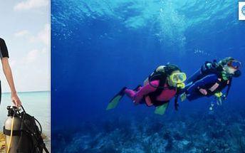 150 Kč za ploutve ke šnorchlování a potápění. Poznávejte krásy podmořského světa se slevou 70 %.