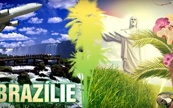 POZOR!! 14denní poznávací cesta po Brazílii se skvělou slevou 38 %!! 6denní romantický pobyt na tropickém ostrově Ilha Grande s nejhezčími plážemi v Brazílii, dechberoucí Iguaçu (nejrozsáhlejší systém vodopádů na světě), Rio de Janeiro a další nezapomenutelné exotické zážitky s českým průvodcem!! Ušetřete s námi 30 000 Kč!!