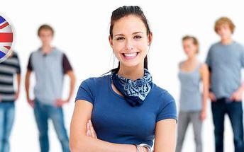 Intenzivní express kurz všeobecné angličtiny v jazykové škole Britannika se slevou až 67%! 4 výukové hodiny v jednom bloku. Zúčastněte se jazykových konverzačních kurzů všeobecné angličtiny v miniskupinkách (max. 6 studentů ve skupině). 80% konverzace během výuky! Výukové materiály v ceně!