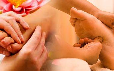 Věnujte svým nohám dokonalé uvolnění v podobě 75minutové péče! Odpočinete si v prostředí luxusního hotelu a načerpáte nové síly! Skvělá nabídka za 430 Kč!
