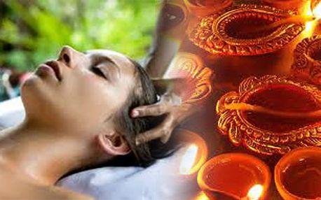 300 Kč za antistresovou indickou masáž hlavy, obličeje a šíje. Ponořte se do tajů orientu a nechte stres za dveřmi! Skvělá nabídka a 56% sleva!