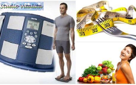 Hubněte efektivně a zdravě! Vytvarujte svojí postavu nebo naberte svalovou hmotu! Ve Vaší snaze Vám pomůže 60 minutová bilance fyzické kondice v Studiu Vitalita na Smíchově v hodnotě 550 Kč za pouhých 250 Kč!