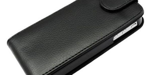 Kvalitní kožené pouzdro pro iPhone 4G jen za 344 Kč. Dokonale ochrání Váš mobilní telefon, aniž by omezoval jeho používání.